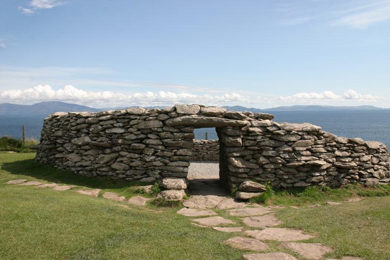 Dunbeg Fort, Slea Head Drive