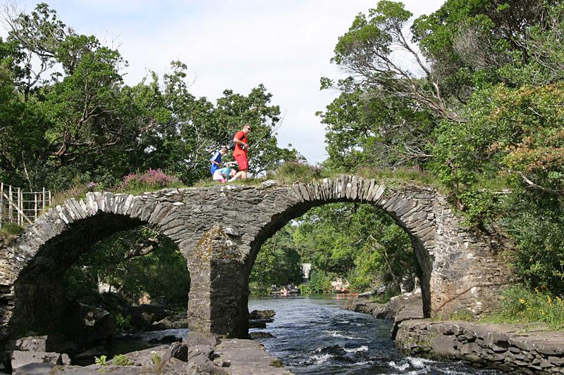 Old Weir Bridge, Killarney