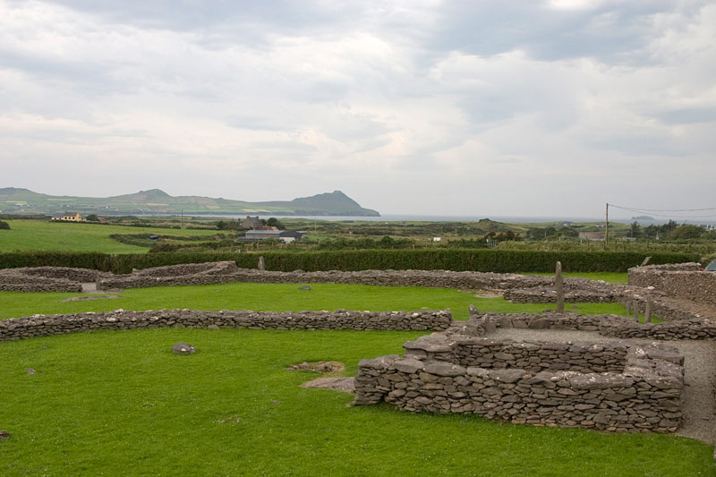 Reask Monastic site, Dingle Peninsula