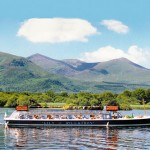 Waterbus Tours <br>on Killarney Lakes