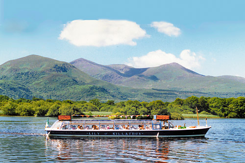 boat trips kerry