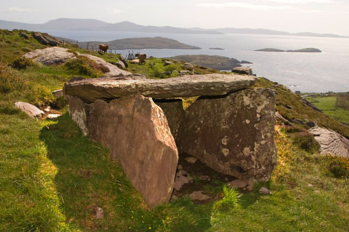 wedge tomb caherdaniel