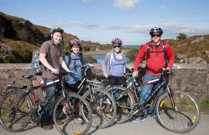 Cycling Killarney