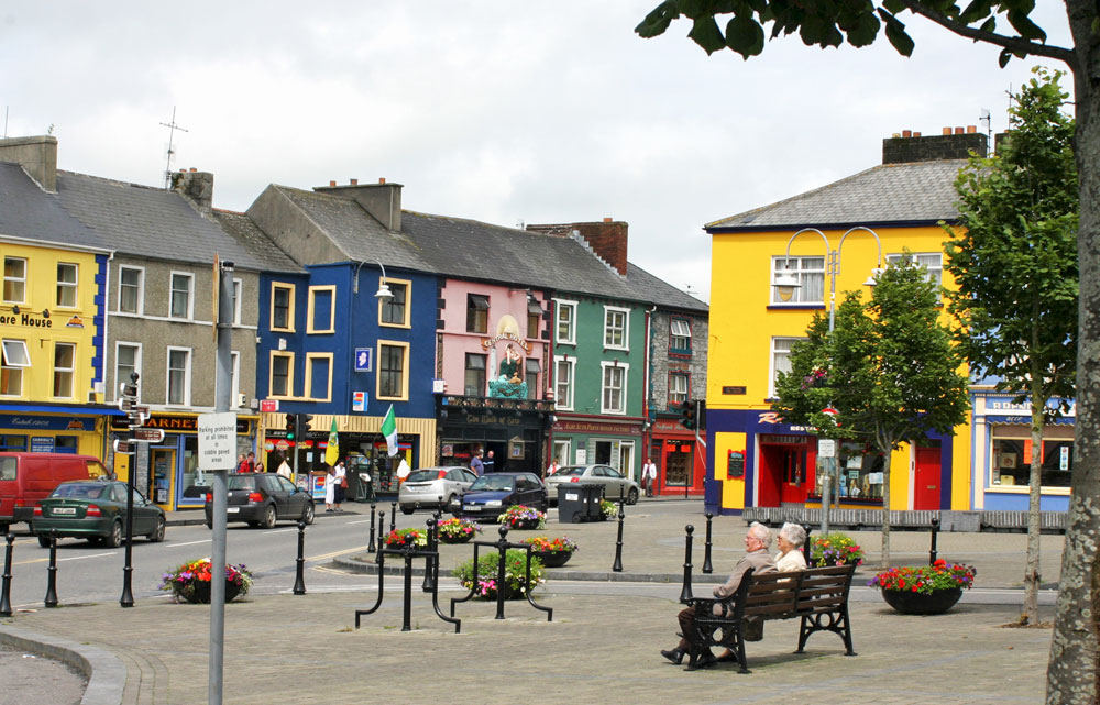 kerry gems listowel literary walk is an easy ramble around listowel town