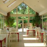 Garden Restaurant at Crag Cave